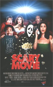 Scary Movie [VHS]