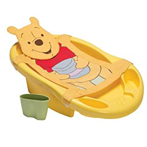 disney baby bath tub pooh baby bathing. Black Bedroom Furniture Sets. Home Design Ideas