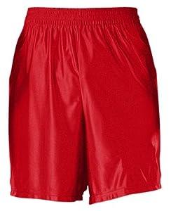 Buy Alleson DZP7Y Youth Dazzle Basketball Shorts SC - SCARLET YS