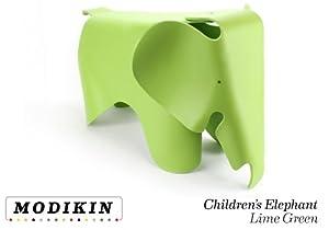 MODIKIN Child's Elephant Chair - Lime Green