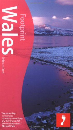 Footprint Wales (Footprint Wales Handbook)