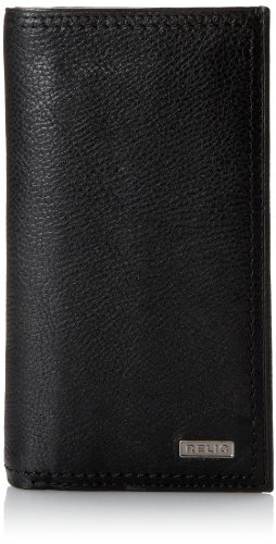 relic-mens-mark-checkbook-wallet-black-one-size