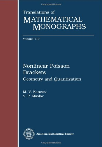 Nonlinear Poisson Brackets: Geometry And Quantization
