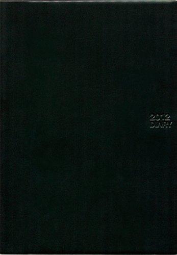 2012年版 生産性手帳 502 B5ダイアリー(月間) 黒