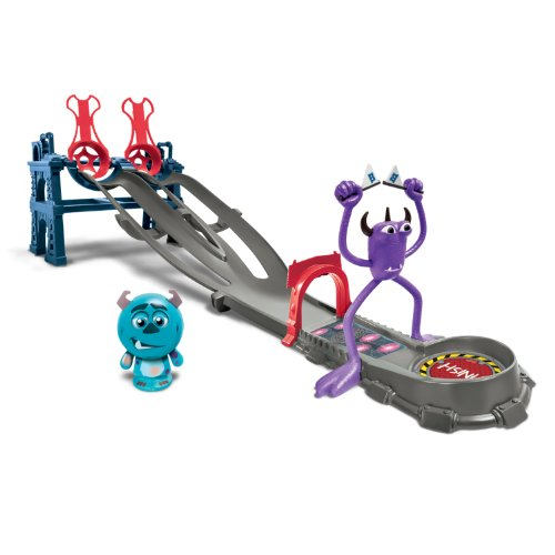 Monsters University - Toxic Race Playset