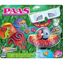 Paas Craft Activity Easter Egg Decorating Kit - 3d Eggplosion