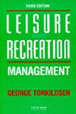 Leisure and recreation management /