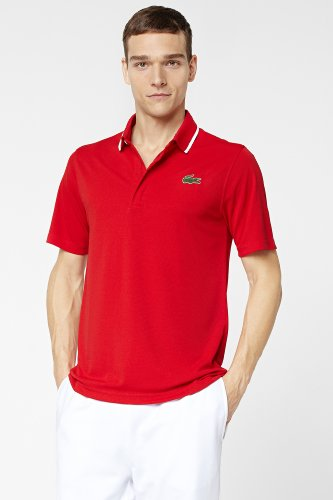 Ultra Dry Zip Placket Polo