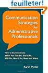 Communication Strategies for Administ...