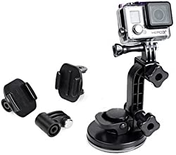 DJJ 4 in 1 Strong Suction cup for GOPRO HERO 43321 and SJ4000SJ5000SJ6000
