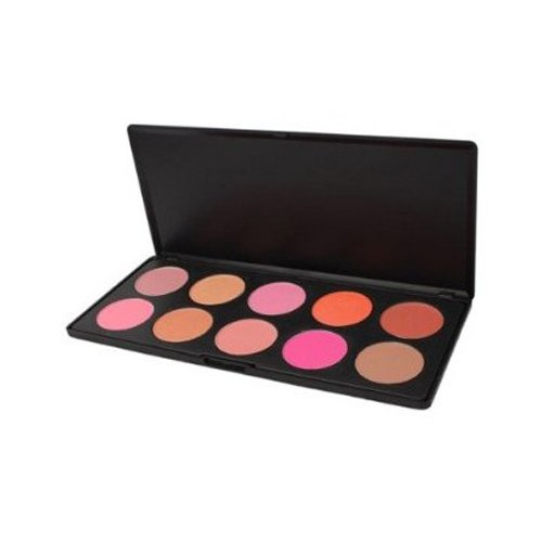 10 Color Makeup Cosmetic Blush Blusher