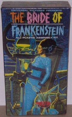 Universal Monters The Bride of Frankenstein Polar Lights Model Kit