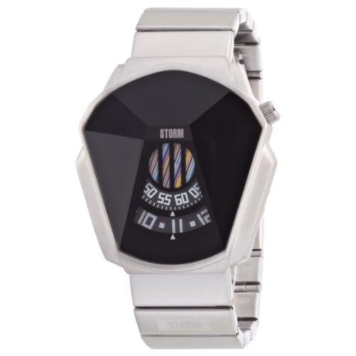[ストーム]STORM 腕時計 ダース ブラック 47001BK メンズ 【正規輸入品】