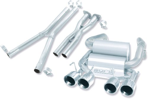 Borla 140129 Stainless Steel Cat-Back Exhaust System