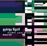 G. リゲティ : ピアノのためのエチュード (Gyorgy Ligeti : Etudes pour Piano / Thomas Hell) [輸入盤・日本語解説付]