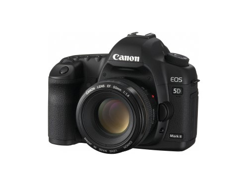 Canon EOS 5D Mark II Digital SLR Camera Review