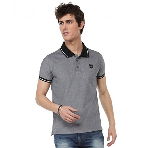 REDSKINS Polo gris Homme manche courte - grigio, S