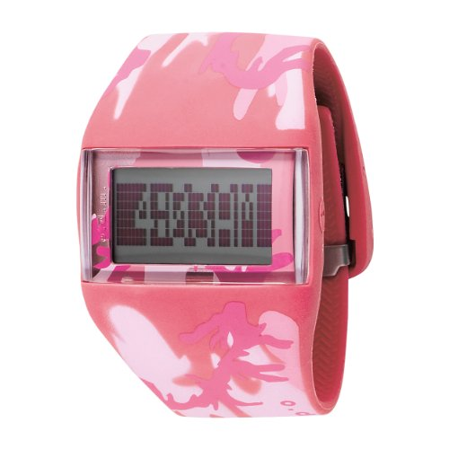 o.d.m. Women's DD99A-25 Mysterious V Series Pink Camouflage Watch