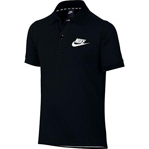 Nike B NSW POLO MATCHUP Polo manica corta - Nero S - Bambini