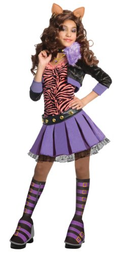 Monster High Deluxe Clawdeen