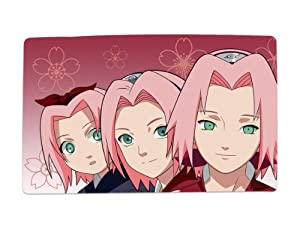 A Wide Variety of Naruto Anime Characters Desk & Mouse Pad Table Play Mat (Haruno Sakura 2)