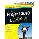 img - for Project 2010 For Dummies byMuir book / textbook / text book
