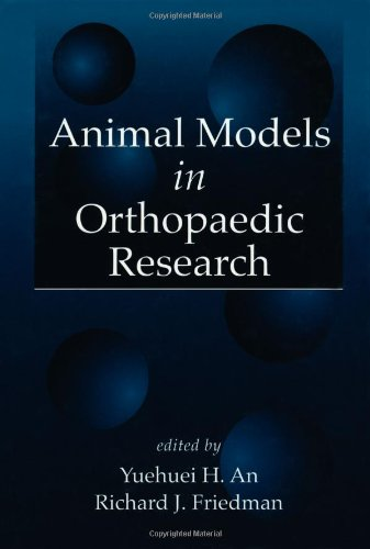 Animal Models in Orthopaedic ResearchFrom Brand: CRC Press