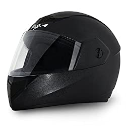 Vega Cliff Air Full Face Helmet (Black, M)
