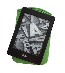 "Düssel Neopren-Hülle für Kindle Paperwhite 6"", Touch, Standard-Kindle ohne Keyboard [Grün]"