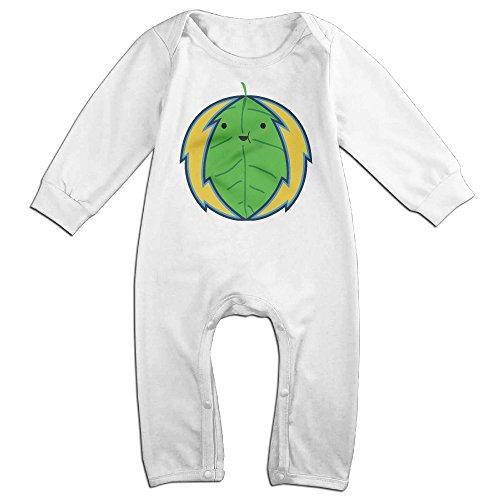 chargers-baby-onesie-bodysuit-newborn-romper-white-12-months