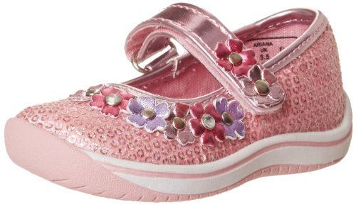 Stride Rite Ariana Mary Jane (Toddler/Little Kid),Pink,5.5 M Us Toddler front-723850