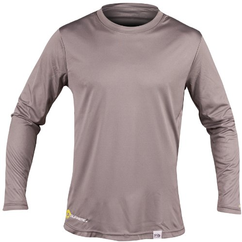 Mens Loose Fit Rash Guard Shirt