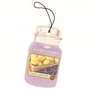 Yankee Candle® Lemon Lavender Car Jar Air Freshener from Yankee Candle