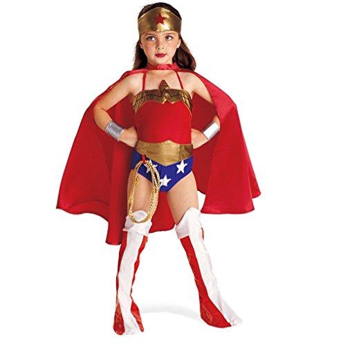 Toddler Halloween Costumes for Girls Wonderwoman Halloween Kids Clothes M (Kids Customs)