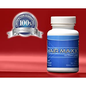 Ultrax Labs Hair Maxx DHT Blocking Hair Loss Hair Growth Nutrient Solubilized Keratin Vitamin Supplement images