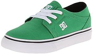 DC Shoes Trase Tx - Zapatos primeros pasos de canvas para niño de dc shoes en BebeHogar.com