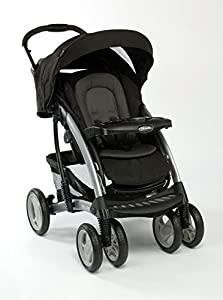 Graco Quattro Tour Deluxe Travel System (Oxford)