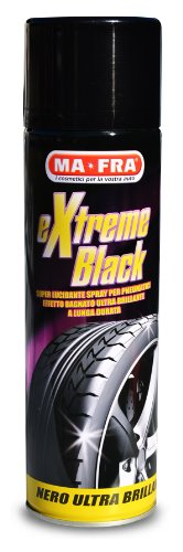 Ma-Fra eXtreme Black Nero Gomme