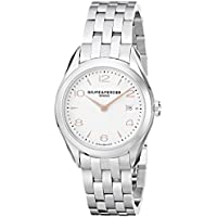 Baume and Mercier BMMOA10175 Clifton Silver Dial Ladies Watch
