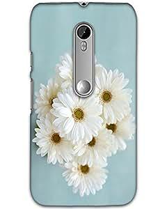 MobileGabbar Motorola Moto G (3rd Gen) Back Cover Printed Designer Hard Case