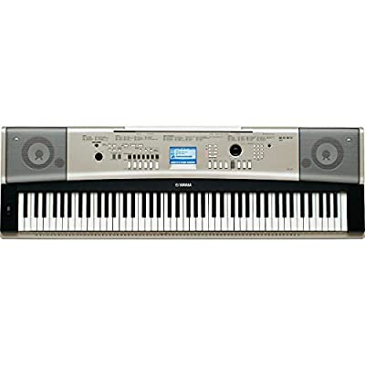 Yamaha YPG-535 88-Key Portable Grand Piano Packages Advanced Home Package by Yamaha