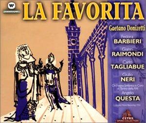 ドニゼッテイ:歌劇「ファヴォリータ」