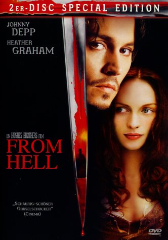 From Hell-se (2-dvd-k) [Special Edition]