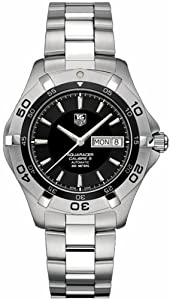 TAG HEUER AQUARACER 2000 AUTOMATIC MENS WATCH WAF2010.BA0818