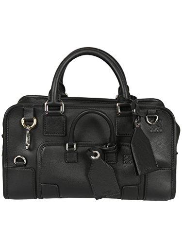 loewe-womens-32630mn037695-black-leather-shoulder-bag