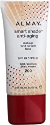 Smart Shade Anti Aging Makeup Light Medium 1.0-Fluid Ounce