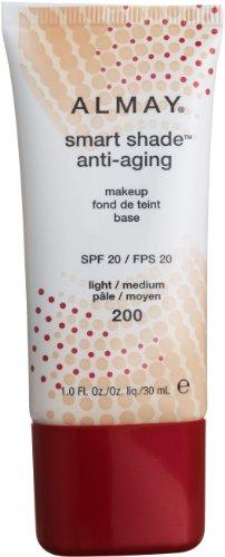 Smart Shade Anti Aging Makeup Light/ Medium, 1.0-Fluid Ounce