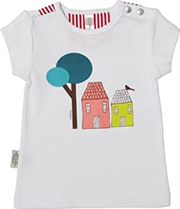 SOOKIbaby I Want To Go Home Baby Girl's Printed Tee Size 000 3-6 Months