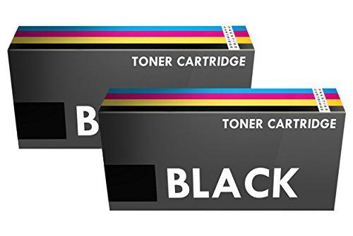 Prestige Cartridge Cartuccia di Toner ad Alta Capacita Compatibile con Q2612A per Stampante HP LaserJet, 2 Pezzi, Nero