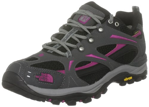 The North Face Women's Hedgehog Gtx Iii Black/Fuschia Pink Hiking Shoe T0Awuwfx5 8  UK